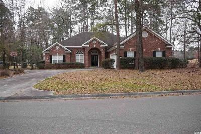 Longs SC Single Family Home Sold: $255,000