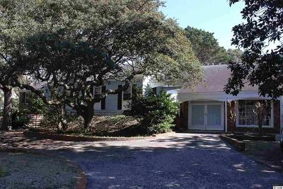Myrtle Beach SC Single Family Home For Sale: $649,000