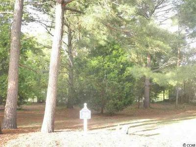 Georgetown County, Horry County Residential Lots & Land For Sale: 20 Portofino Ct.