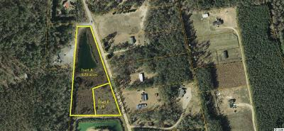 Loris SC Residential Lots & Land Sold-Inner Office: $35,000
