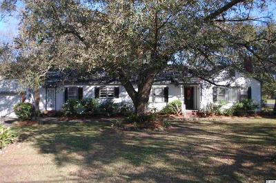 Georgetown Single Family Home For Sale: 2023 S Island Rd