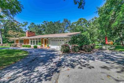 Myrtle Beach Single Family Home For Sale: 93 Center Drive