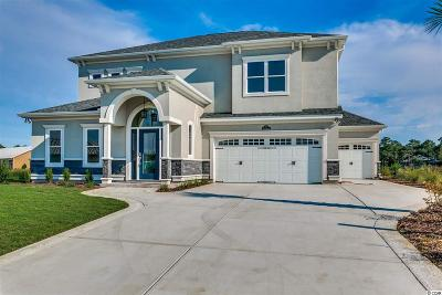North Myrtle Beach Single Family Home For Sale: 2128 Via Palma Drive