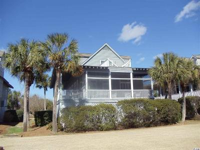 Pawleys Island Single Family Home For Sale: 60 Compass Point