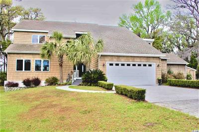 Pawleys Island Single Family Home For Sale: 605 River Oaks Circle