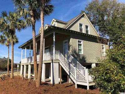 Pawleys Island Single Family Home For Sale: 13 Compass Ct.