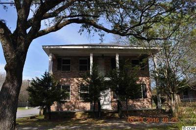 Georgetown SC Single Family Home Sold: $52,547
