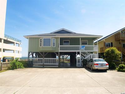 North Myrtle Beach Single Family Home For Sale: 2406 N Ocean Blvd