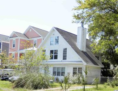 Surfside Beach Multi Family Home For Sale: 114 N Pinewood