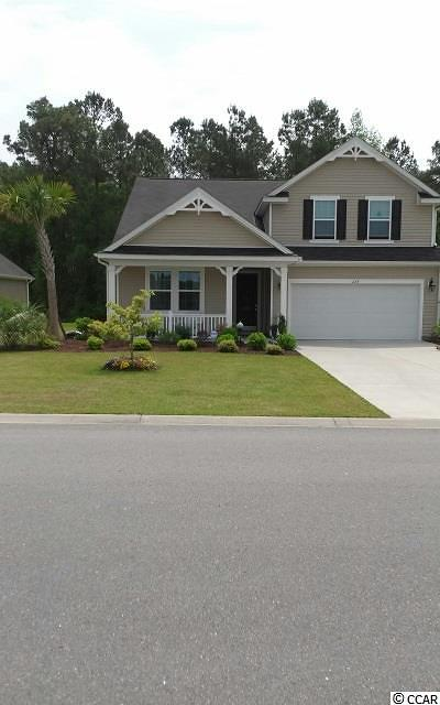 Conway SC Single Family Home Sold: $227,500
