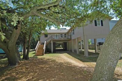 Pawleys Island Single Family Home For Sale: 24 Bobcat Dr.