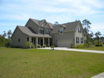 Murrells Inlet Single Family Home For Sale: 57 Summerlight Drive