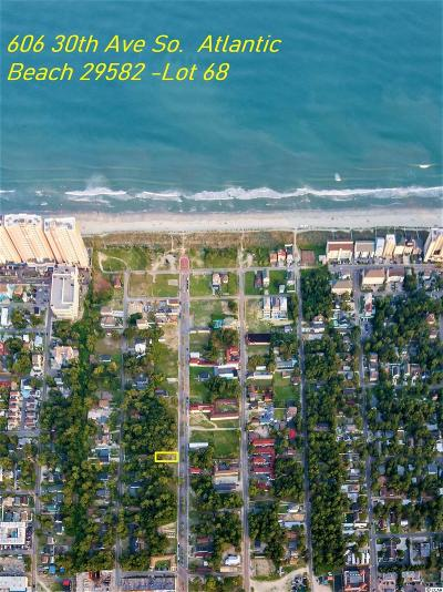 Atlantic Beach Residential Lots & Land For Sale: 606 30th Ave. S