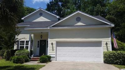 Pawleys Island Single Family Home Active-Pend. Cntgt. On Financi: 102 Redwing Court