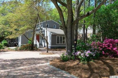 Myrtle Beach Single Family Home Active-Pending Sale - Cash Ter: 211 78th Ave N