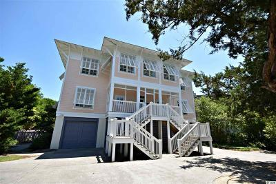 Pawleys Island Single Family Home For Sale: 297 Parker Drive