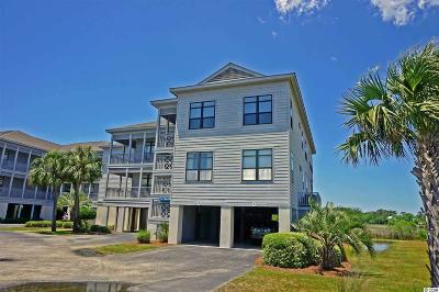 Pawleys Island Condo/Townhouse For Sale: 21d Inlet Point #21D