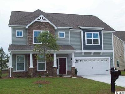 Myrtle Beach SC Single Family Home Sold: $269,000