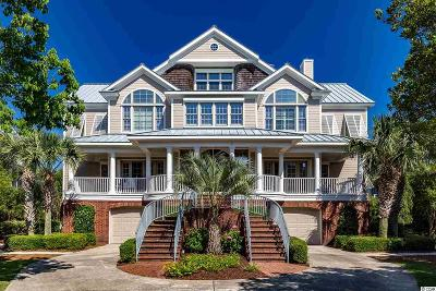 Pawleys Island Single Family Home For Sale: 417 Beach Bridge Road