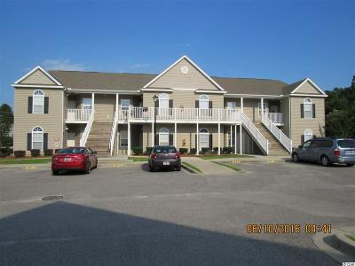 Myrtle Beach SC Condo/Townhouse Sold-Co-Op By Ccar Member: $88,000