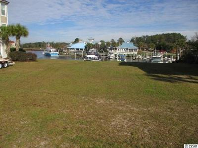 Georgetown County, Horry County Residential Lots & Land For Sale: 1402 Marina Bay Drive