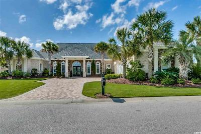 North Myrtle Beach Single Family Home For Sale: 5215 Stonegate Drive