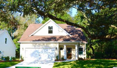 Murrells Inlet Single Family Home Active-Pending Sale - Cash Ter: 19 Turnbridge Court