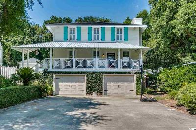 Myrtle Beach Single Family Home For Sale: 307 67th Avenue N