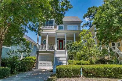 North Myrtle Beach Single Family Home For Sale: 4951 S Island Dr