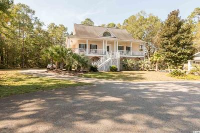 Pawleys Island Single Family Home For Sale: 48 Deer Moss Court