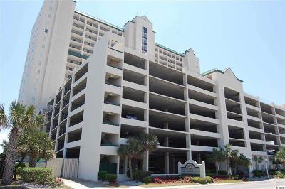 North Myrtle Beach Condo/Townhouse For Sale: 102 N Ocean Blvd #908