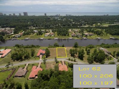 Georgetown County, Horry County Residential Lots & Land For Sale: 9611 Bellasera Circle