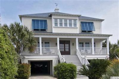 Pawleys Island Single Family Home For Sale: 173 Norris Drive