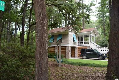 Pawleys Island SC Single Family Home Sold: $200,000