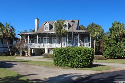 Pawleys Island Single Family Home For Sale: 134 Compass Point