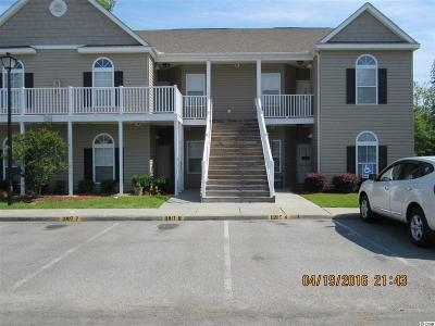 Myrtle Beach SC Condo/Townhouse Sold-Co-Op By Ccar Member: $95,000