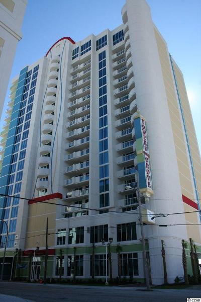 Cherry Grove Condo/Townhouse For Sale: 2100 N Ocean Blvd #1039