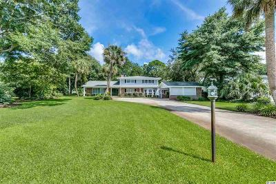 Myrtle Beach SC Single Family Home Sold: $695,000