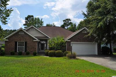 Murrells Inlet SC Single Family Home Sold-Co-Op By Ccar Member: $214,900