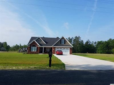 Aynor SC Single Family Home Sold: $245,000