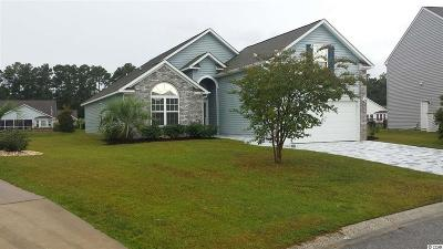 Myrtle Beach SC Single Family Home Sold: $212,900