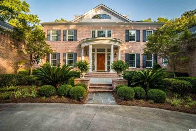 Pawleys Island Single Family Home For Sale: 363 Rice Bluff Rd.
