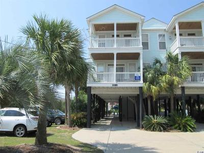 Garden City Beach Single Family Home For Sale: 1201-A N Waccamaw Drive