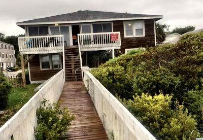 North Myrtle Beach Single Family Home For Sale: 925 S Ocean Blvd.