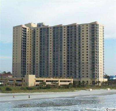 Myrtle Beach Condo/Townhouse For Sale: 8560 Queensway Blvd. #1509