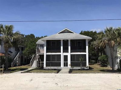 Pawleys Island Single Family Home For Sale: 615 Doyle Avenue