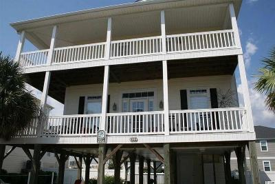 Garden City Beach SC Single Family Home Sold: $359,999