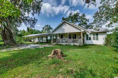 Conway Single Family Home For Sale: 282 Christian Rd.