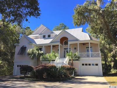 Pawleys Island Single Family Home Active-Pend. Cntgt. On Financi: 217 Harbourreef Drive