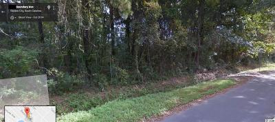 Garden City Beach SC Residential Lots & Land Sold: $65,000